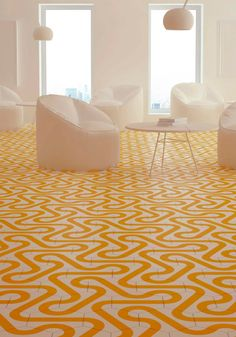 Graphic Tiles to Can Create Various Compositions - Design Milk