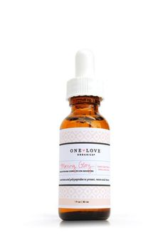 Morning Glory Brightening Complexion Booster by One Love Organics on @HauteLook