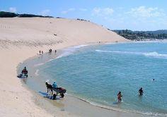 Praia de Genipabu, Natal, RN - Brasil