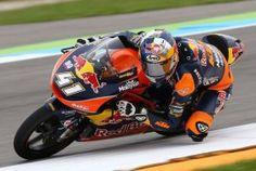 Moto3: Brad Binder dita o ritmo em Aragão