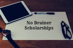 15 Creative, Weird, and No-Brainer Scholarships Be who you are and do what you're good at, and win scholarship money while doing so! - College Scholarships Tips Financial Aid For College, College Fund, College Board, Education College, Free Education, College Essay, Higher Education, Planning School, College Planning