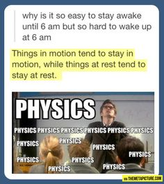 Physics ladies and gentlemen // funny pictures - funny photos - funny images - funny pics - funny quotes - #lol #humor #funnypictures