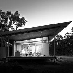 Margaret River Western Australia, Passive House Design, Louvre Windows, Rammed Earth Wall, Garden Studio, Big Windows, Outdoor Living Areas, Farmhouse Homes, Facade House