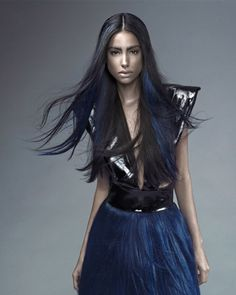 BURKA CURFEW COLLECTION | HAIRDREAMS | The Art of HAIR EXTENSIONS