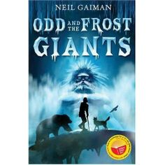 Odd and the Frost Giants. Pinning under Loki because he's featured, along with Thor and Odin, and it's fun imagining our Marvel men in these roles.