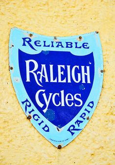 the four R's: Raleigh, reliable, rapid and rigid