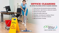 Shine Tech offer following #Office #Cleaning #Services in #Toronto, #Etobicoke and #Woodbridge.  like:- #clean and #dust #horizontal #surface ,#vacuum all #carpet #surface, #sanitize #bathrooms, #stair and #elevatorcleaning etc. #CleaningServicesToronto For more details contact us:- (647) 955-9532 Office Cleaning Services, Commercial Cleaning Services, Bathroom Cleaning, Rug Cleaning, Stair Elevator, Interior Windows, Wood Bridge, Curtains With Blinds