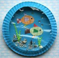 fish tank....great idea!