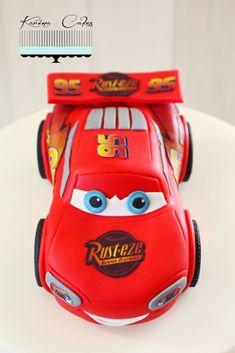 Autíčko McQueen - McQueen Car