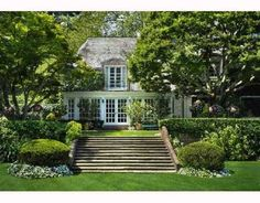 CURB APPEAL – another great example of beautiful design. Greenwich.