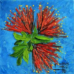 Palette Knife Original Oil Painting Modern Art by PaletteKnifeArt, $45.00, LOVE THIS!