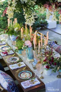 WedLuxe – Eclectic Boho | Photography By: Krista Fox Photography Follow @WedLuxe for more wedding inspiration!