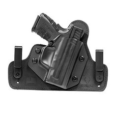Alien Gear Holsters Cloak Tuck IWB Holster (Glock Right) Adjustable ride height, cant and retention No maintenance or break-in time needed Waterproof neoprene backpad Lifetime warranty and trial period Proudly made in America Gun Holster Women, Best Iwb Holster, Best Concealed Carry Holster, Springfield Xd Mod 2, Xds 9mm, M&p Shield 9mm, Inside The Waistband Holster, Guns, Model