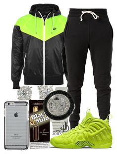 """Untitled #44"" by young-rich-nvgga ❤ liked on Polyvore featuring NIKE, John Elliott + Co, Case-Mate, women's clothing, women's fashion, women, female, woman, misses and juniors"