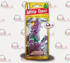Sourcing-LA: Little Trees Hanging Car and Home Air Freshener, F...