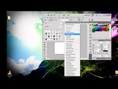 How to download and install Brushes in Photoshop CS5 Tutorial - YouTube