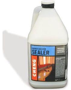 Cheng Concrete Sealer 4L