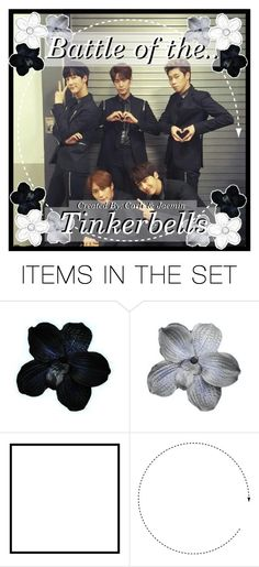 """""""Battle of the Tinkerbells [BOTT] Icon"""" by tealia-cxix on Polyvore featuring art, artsetesting and botTBS"""