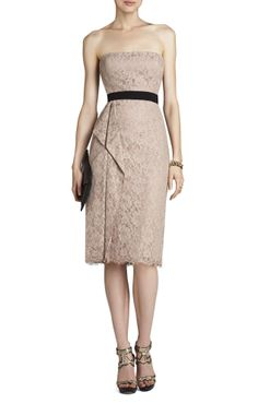 bcbg love this antique looking dress