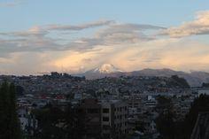 Volcanes de #Quito