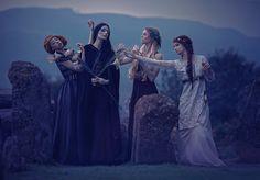 Photographer:Agnieszka Lorek - A.M. Lorek Photography Makeup:Velvet Rose D Models:Laura Flora,