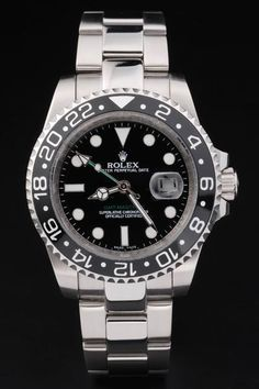 Rolex GMT Master ii Swiss Mechanism-srl49 Automatic Movement Replica Watches