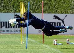 just a laid back training session....