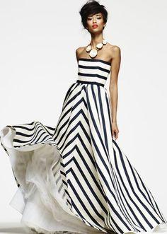 i love this oscar de la renta dress far too much... THE DRESS