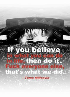 Tomo Milicevic (30 Seconds To Mars)