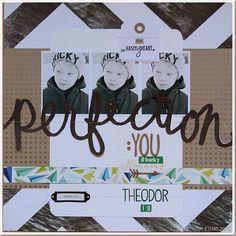 Perfection: Studio Tekturek, Heidi Swapp, Teresas Collins:  More on: www.skrap.plassen.blogspot.com