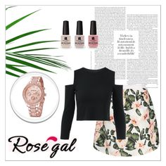 """""""Rosegal"""" by mayabee88 ❤ liked on Polyvore featuring Victoria's Secret and rosegal"""