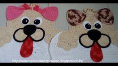 Tapetes Infantis Cachorrinhos Lala e Lulu, parte 5 A MONTAGEM