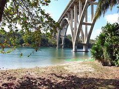 The Canimar River Bridge. Matanzas, Cuba December 2010