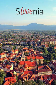 Ljubljana and the surrounding country of Slovenia is beautiful, fascinating, and altogether deserving of a dedicated trip. If it isn't on your bucket list, write it in, because this is not a location to be missed. #Balkans #Europe