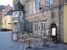 Duus Vinkjaelder (Wine cellar) in Aalborg, Denmark