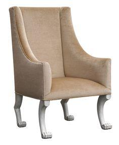 My boyfriend's fatheris a custom furniture manufacturer in New York. Sometimes he sends us furniture that a Designer had him ma...