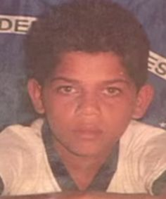 Young Dani Alves