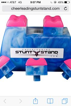 Want a stunt stand!!!