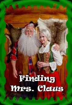 """""""Finding Mrs.Clause"""" (2012)"""