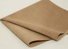 Soft Suede Genuine Leather,Tan Pigskin, by JLLeatherSupplies on Etsy