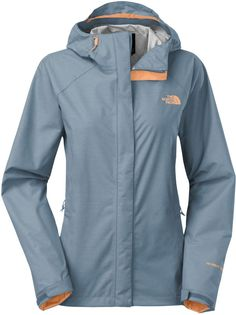 The North Face Venture Jacket - Women's Cool Blue Heather 2X-Large