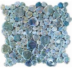Could be cool pool tile.would like to see it installed Mosaic Glass, Mosaic Tiles, Room Interior, Interior Design Living Room, Swimming Pool Tiles, Pool Remodel, Modern Pools, Reno, Cool Pools