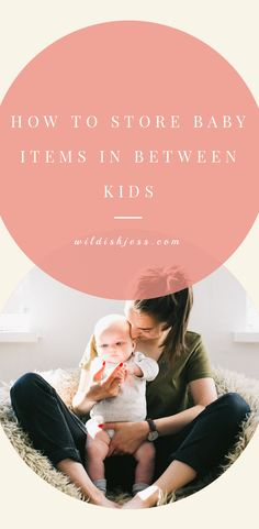 If space is tight or you just don't want to look at them for the next year or two, then it's time to find some space to store baby items! Happy Mom, Happy Parents, Happy Kids, Next Children, Storing Baby Clothes, Attachment Parenting, How Big Is Baby, Everything Baby, Finding Joy