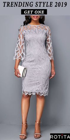 The Ambitious dress Outfits that is just perfect for your date with him or a professional meeting with colleagues. African Attire, African Dress, Lace Dress Styles, Lace Dresses, Latest African Fashion Dresses, Classy Dress, The Dress, Dresses Online, Cheap Dresses