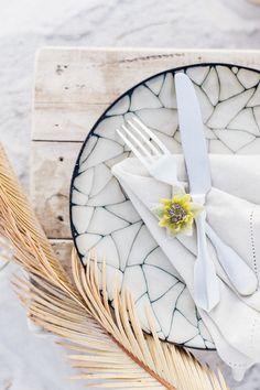 Decoration Table, Reception Decorations, Wedding Centerpieces, Wedding Decor, Nautical Wedding Inspiration, Table Setting Inspiration, Wedding Reception Tables, Wedding Table Settings, Place Settings
