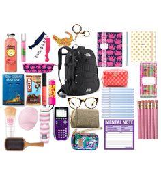 Back to school. Bookbag. Backpack
