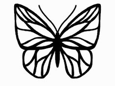 Image result for butterfly coloring pages