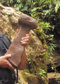"""Lost City of Giants"" Could Be Hidden In The Jungle - Can These Extremely Large Ancient Tools Shed More Light On The Mystery? - MessageToEagle.com"