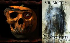 """Shaman-The Awakening"" Looking for a wicked treat for ‪#‎Halloween‬? How about Ghosts, Shapeshifters, Shamans and Killers? It's guaranteed to grab a hold of you! ‪#‎Bestseller‬ ‪#‎Supernatural‬ ‪#‎Thriller‬ ‪#‎Creativia‬ Publishing Viewbook.at/Shaman and http://www.amazon.co.uk/dp/B00JPT31SK"