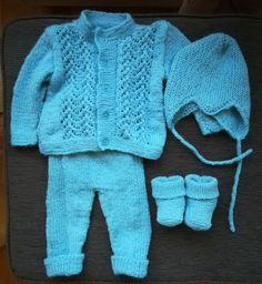 Pistoja ja Piirtoja: Vauvan neuleet Sweaters, Fashion, Moda, Fashion Styles, Sweater, Fashion Illustrations, Sweatshirts, Shirts